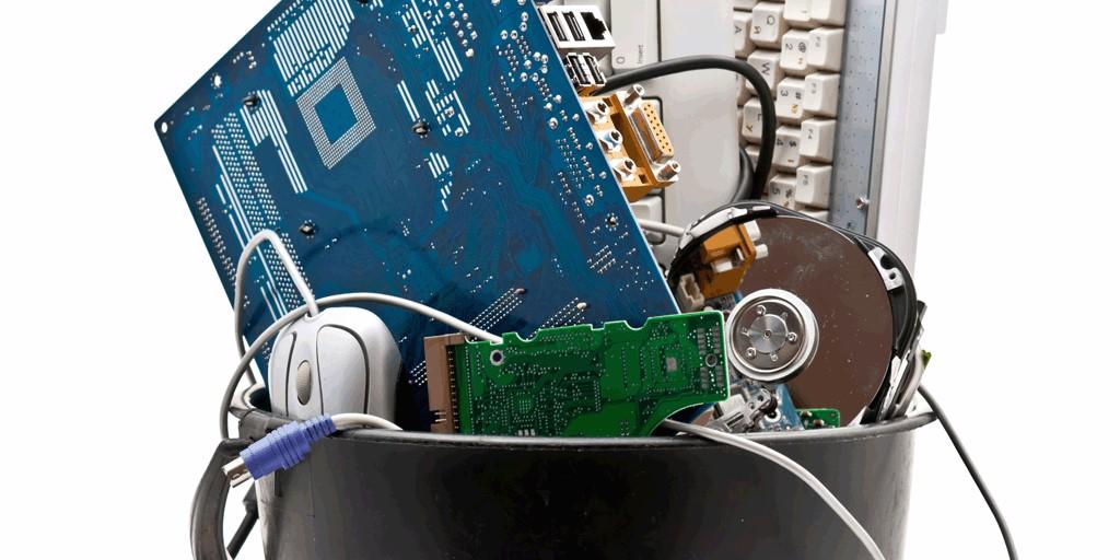 disposal of big data