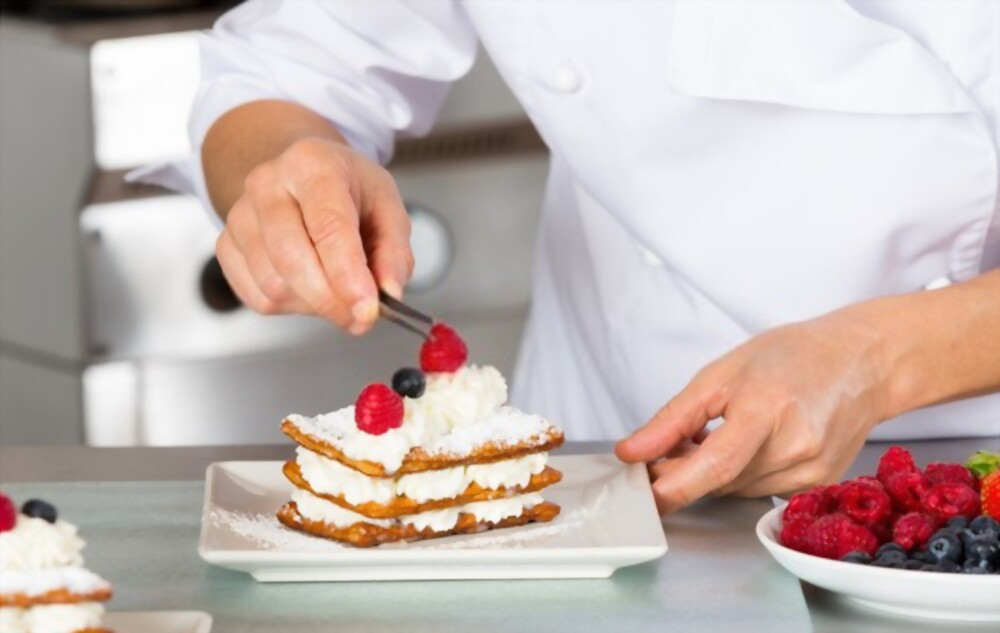 how to become executive pastry chef
