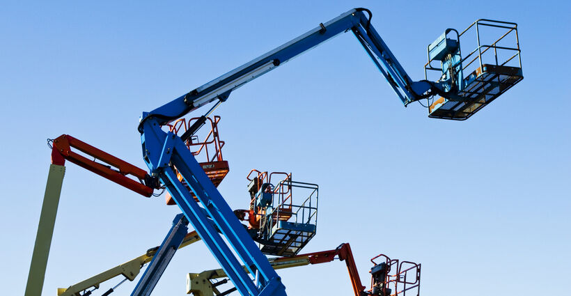 aerial and scissor lifts