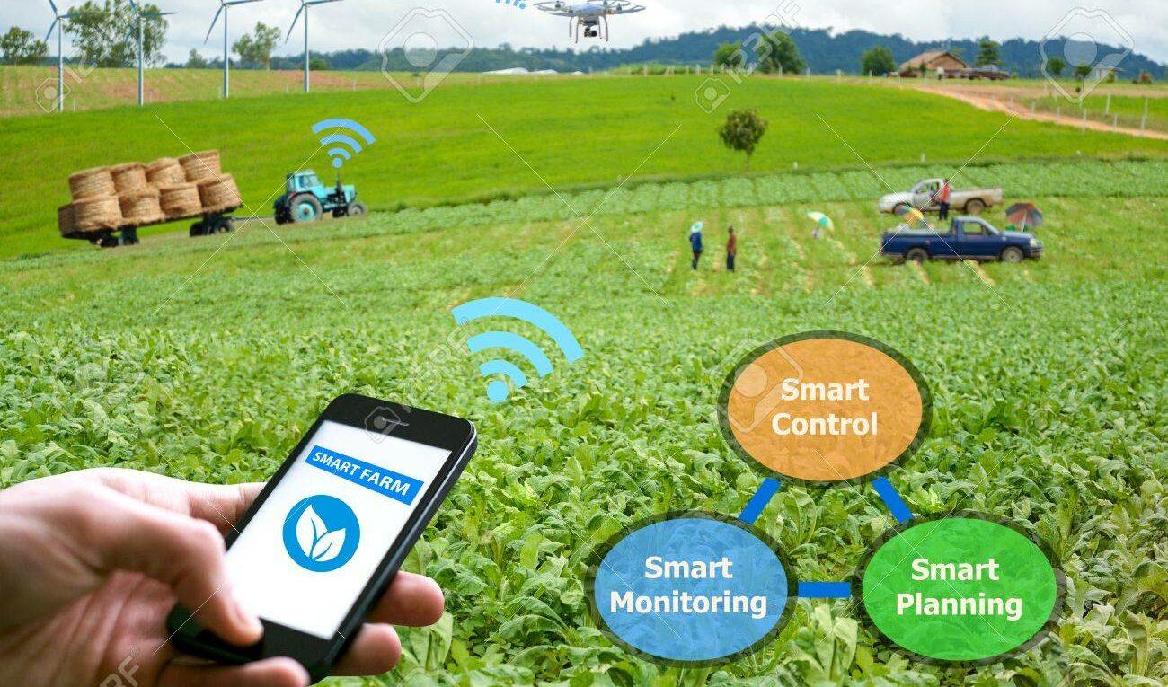 smart farming tech